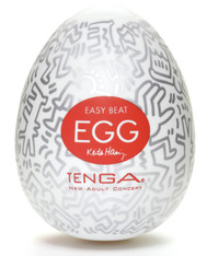 Keith Haring Egg - Party