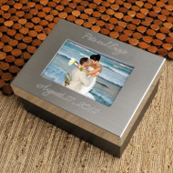 Personalized Anniversary Keepsake Box