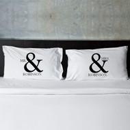 Mr & Mrs Pillowcases