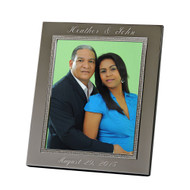 Crystal Anniversary Photo Frame