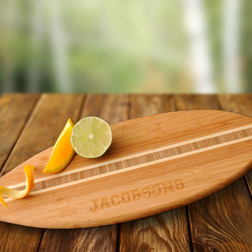 Personalized Wooden Cutting Board