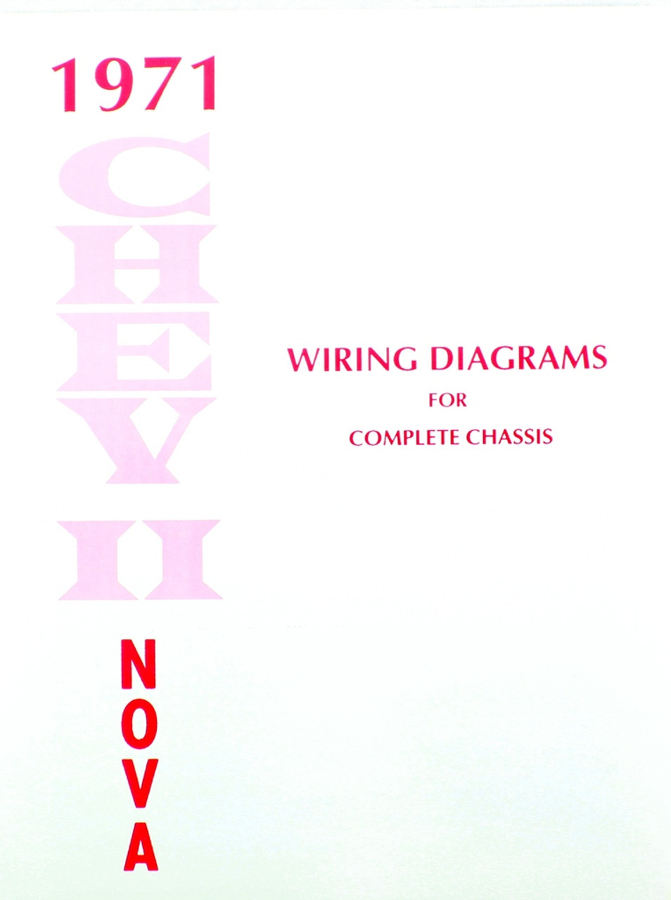 1971 Chevy Ii Wiring Diagram. Ford Mustang Wiring Diagram, 1971 ...