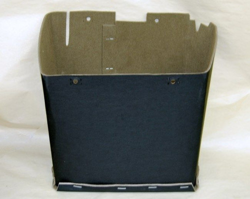 49-50 CHEVY CAR GLOVE BOX COMPARTMENT LINER INSERT 1949 1950