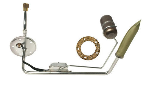 55 56 57 CHEVY STATION WAGON GAS TANK FUEL SENDER SENDING UNIT 5/16 STAINLESS