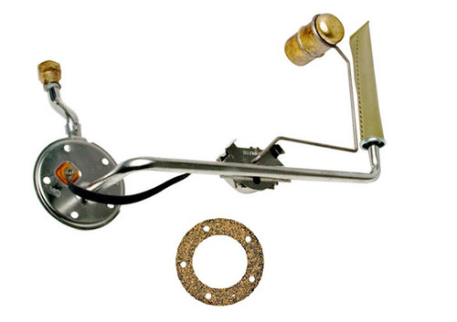 55 56 57 Chevy Station Wagon Gas Tank Fuel Sender Sending Unit 3/8 Stainless