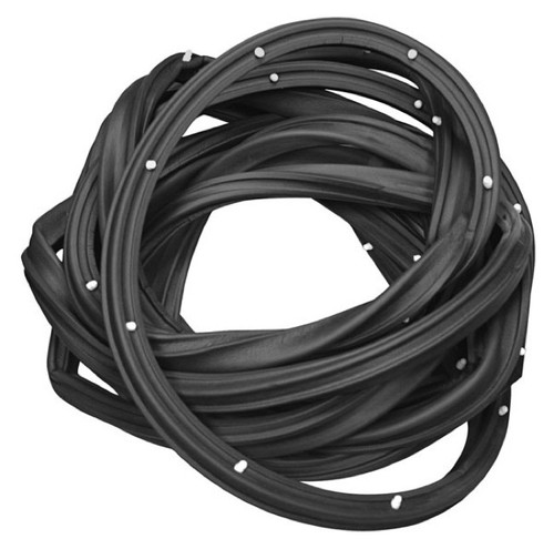 64 1964 65 1965 CHEVY EL CAMINO DOOR RUBBER WEATHER STRIP