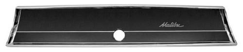 66 1966 CHEVELLE EL CAMINO MALIBU DASH GLOVE BOX DASH TRIM