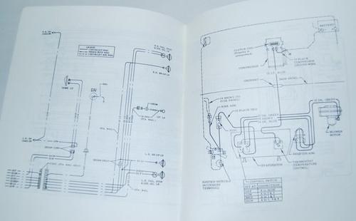 1968 El Camino Wiring Diagram 72 Chevelle €�
