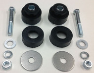 68 69 70 71 72 Chevelle El Camino Radiator Core Support Mounting Kit