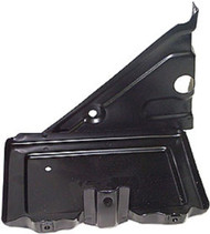 57 1957 CHEVY CAR BATTERY TRAY NEW