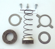 55 56 57 CHEVY STEERING COLUMN OVERHAUL KIT