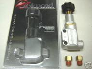 Wilwood Disc Brake Adjustable Knob Style Proportioning Prop Valve New