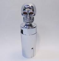 Chrome Red Eye Skull Shift Knob Kit 13 15 18 Eaton Fuller Peterbilt Freightliner