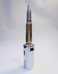 50 Cal. Bullet Shift Knob Kit 13 15 18 Speed Eaton Fuller Peterbilt Freightliner