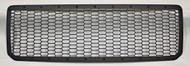 15 16 17 GMC Canyon Custom Black Mesh Aluminum Custom 1-Piece Grille with Black Bolts