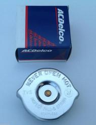 55 56 57 CHEVY RADIATOR CAP NOS GM AC DELCO 7LB