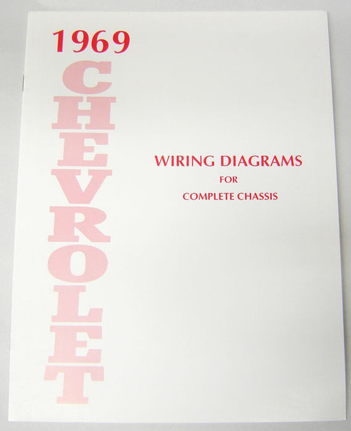 69 chevy impala electrical wiring diagram manual 1969 mikes 69 chevy impala electrical wiring diagram manual 1969 image 1