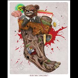 Zombie Stocking