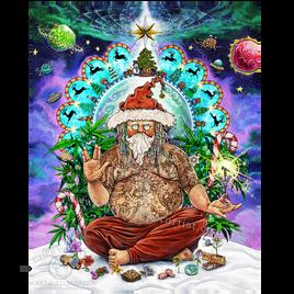 Bohemian Santa