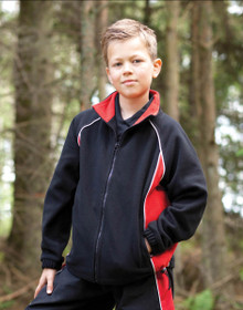 Childs Micro Fleece Jacket  5 - 12 year old