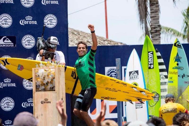 Kai Lenny Wins Puerto Escondido Challenge With Stunning Last-Minute Ride