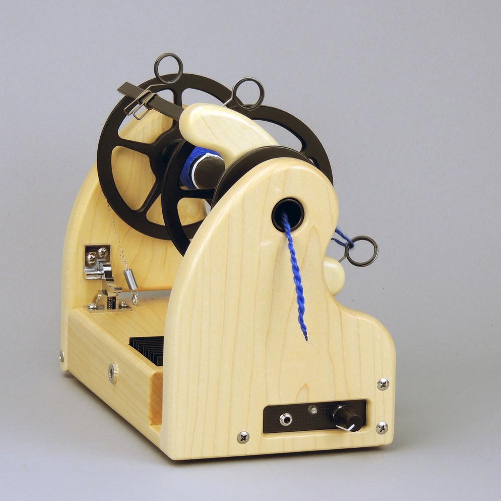 Beautiful Maple HansenCrafts miniSpinner v2.