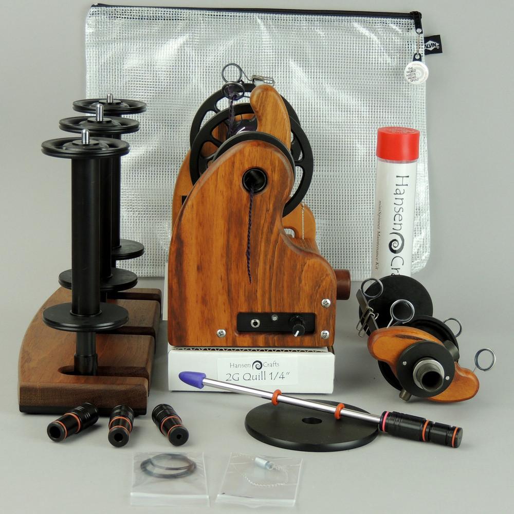 Tigerwood HansenCrafts Bundle