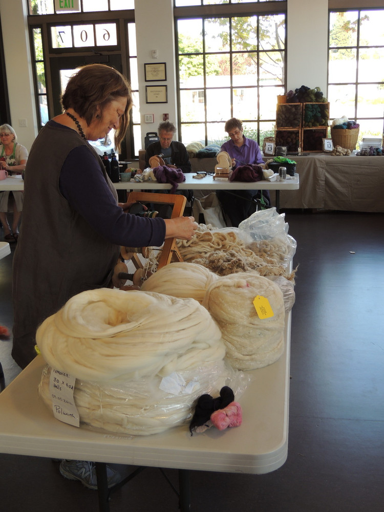 January 8-10, 2018 Spinning Complex Yarns