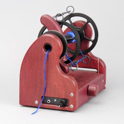 Purpleheart miniSpinner v2