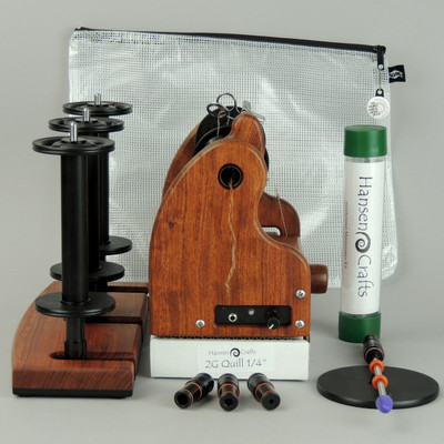 Bubinga Fine Spinner Bundle