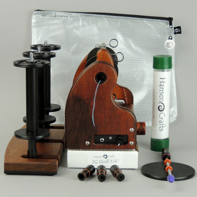 Tigerwood Fine Spinner Bundle