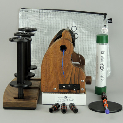 Walnut Fine Spinner Bundle