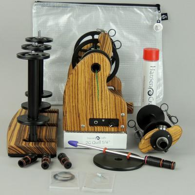 Zebrawood HansenCrafts Bundle