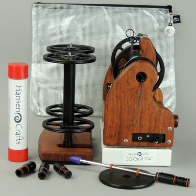 Bubinga Getting Started Bundle