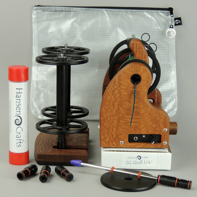 Lacewood Getting Started Bundle