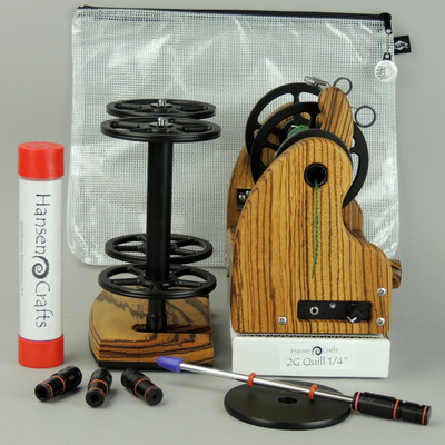 Zebrawood Getting Started Bundle