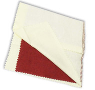 """ROUGE CLOTH, PROFESSIONAL 14"""" X 11.5"""""""" red/yellow (pack of 1)"""
