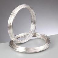 "Solder Wire - Silver .031"" 70% Medium Melting Point 1360F (10oz.)"