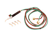 """The Little Torch"" Five-Tip Kit For Acetylene,W/ 5 Tips 5900F- 6300F"
