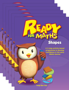 Ready for Maths: Shapes (6 Pack)