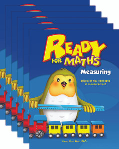 Ready for Maths: Measuring (6 Pack)