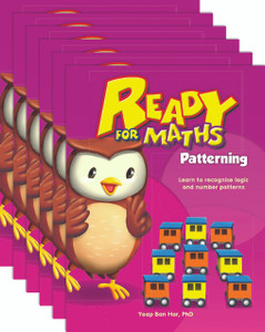 Ready for Maths: Patterning (6 Pack)