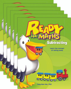 Ready for Maths: Subtracting (6 Pack)