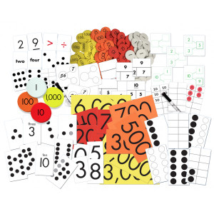 Sensational Math™ K-2 Class Kit