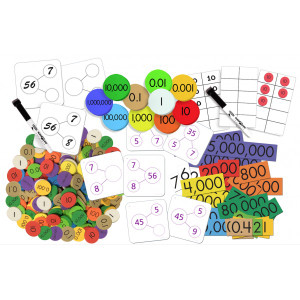 Sensational Math™ 3-6 Class Kit