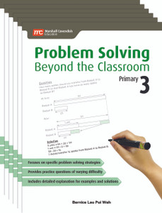 Problem Solving Beyond the Classroom Grade 3 (6 Pack) - Low Stock, Restocking Aug 1, 2018