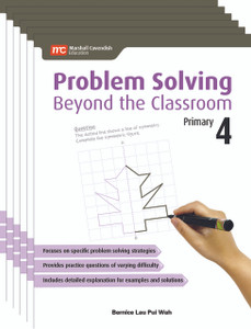 Problem Solving Beyond the Classroom Grade 4 (6 Pack) - Restocking Aug 1, 2018