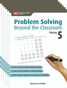 Problem Solving Beyond the Classroom Grade 5 (6 Pack) - Low Stock, Restocking Aug 1