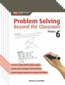 Problem Solving Beyond the Classroom Grade 6 (6 Pack) - Low Stock, Restocking Aug 1, 2018