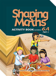 Shaping Maths: Activity Book Grade 6A Part 1 (10 Pack)